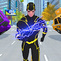 Real Police Speed Hero Human Rescue icon