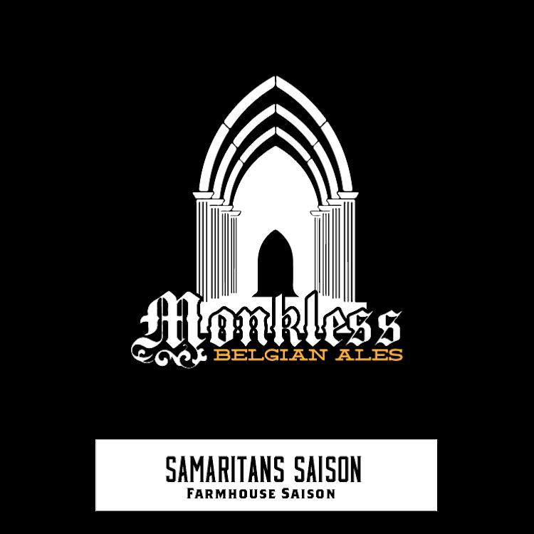 Logo of Monkless Samaritans Saison