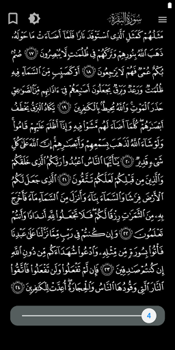 Quran - القران screenshot 4