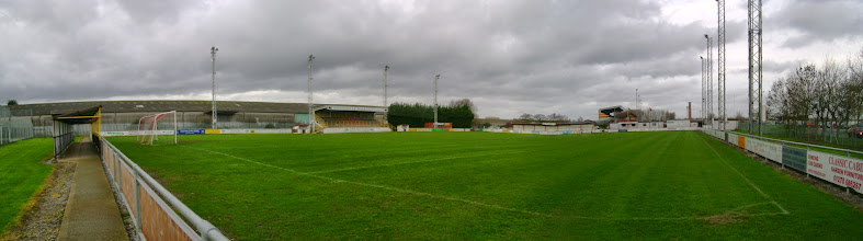 Photo: 07/10/06 - Ground photos taken at BTFC (Western League) - contributed by Harley Freemantle