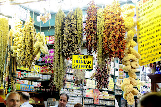 Photo: Day 104 - Dried Fruits in the Egyptian Spice Bazaar