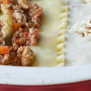 Pasta With Bechamel Sauce Recipes.