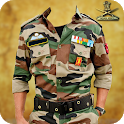 Indian Army Photo Uniform Editor - Army Suit maker icon