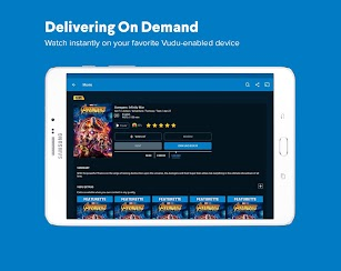 Vudu Movies & TV screenshot for Android