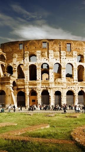 Rome Lock - Slide To Unlock