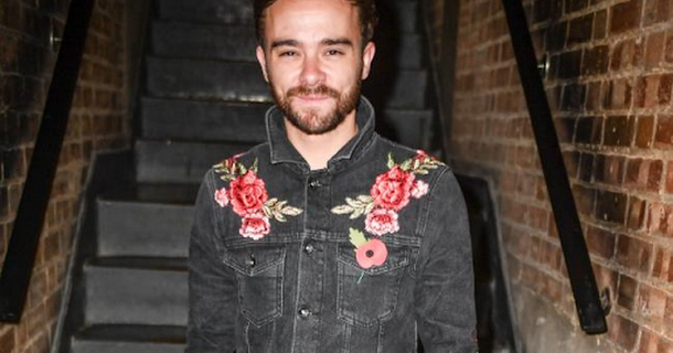 Jack P. Shepherd's Coronation Street green room fun