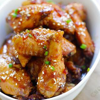 Crock-Pot Wings.