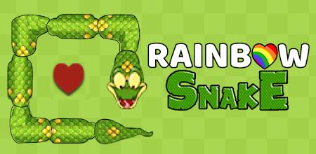 Rainbow Snake APK poster