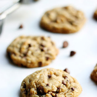Healthier Oatmeal Chocolate Chip Lactation Cookies