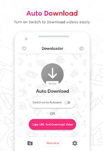 Video Downloader For Musically-Tik Tok 2