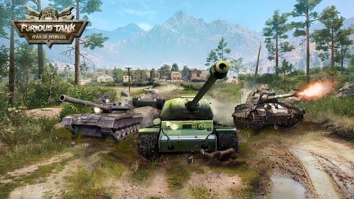 Furious Tank: War of Worlds 1.6.3 screenshots 2