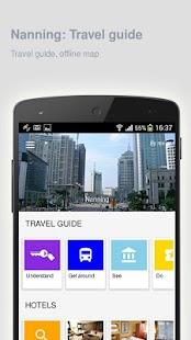 Nanning: Offline travel guide - náhled