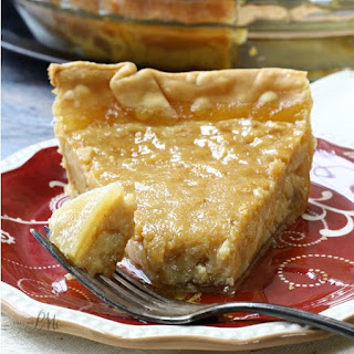Old Fashioned Sugar Pie