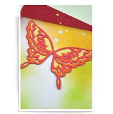 Birch Press Die - Paradiso Butterfly Layer Set