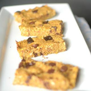 Sweet Potato Chocolate Chip Granola Bars {Gluten-Free + Vegan!}