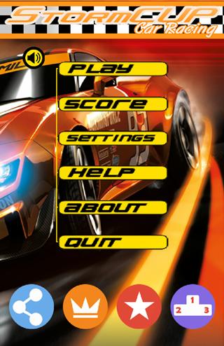 StormCUP Araba Yarışı