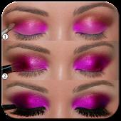 eyes makeup tutorial steps