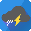 Rain Drop - falling from the sky Icon