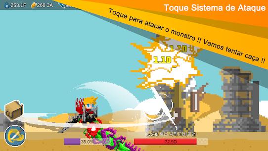 Ego Sword: Ocioso Espada Clicker Apk Mod (Dinheiro Infinito) 3