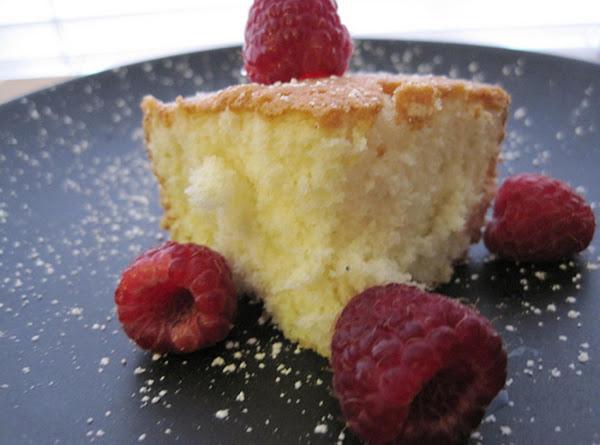 Hot Milk Sponge Cake Recipe
