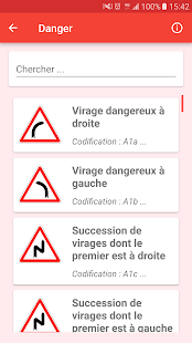 Code de la Route Capture d'écran
