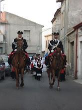 Photo: Ouverture de la procession
