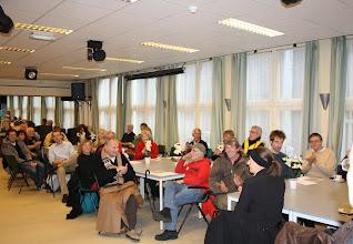 Photo: Buurtconferentie Noord-Jordaan in gebouw De Palm