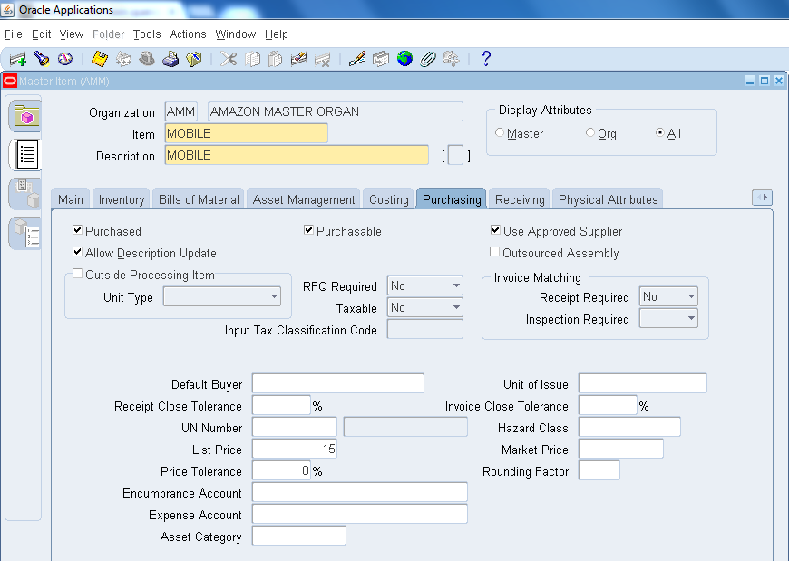 ORACLE MASTERMINDS ADC Automatic Document Creation in Oracle – Blanket Purchase Agreements