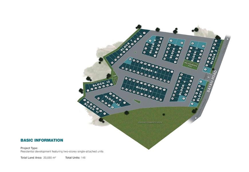 Eminenza 3 San Jose del Monte, Bulacan site development plan