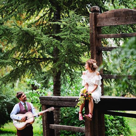 Wedding photographer Ivan Vandov (IvanVandov). Photo of 02.10.2017