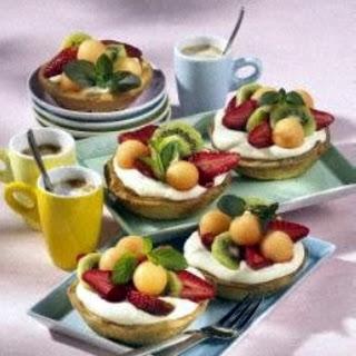 Joghurt-Frucht-Törtchen (Diabetiker)