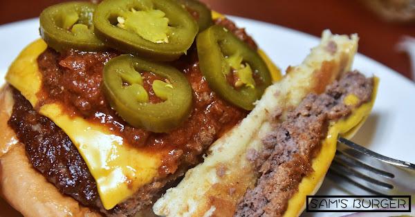 山姆漢堡 Sam's Burger