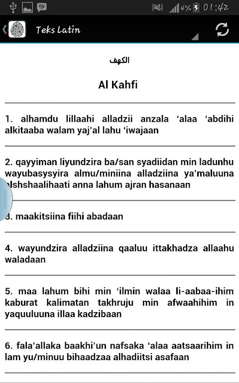 Unduh Surah Al Kahf And Translation Apk Versi Terbaru 10