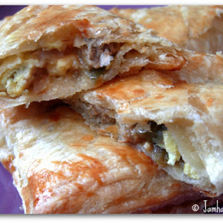 Breakfast Scramble Turnovers