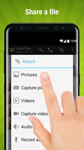 CallerID & SMS from Android 4.4 screenshot 8