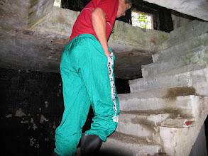 Photo: Лестница в подвал