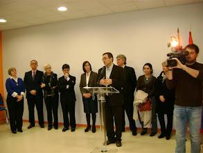 """Photo: Inauguración del Centro de Desarrollo Infantil y Atención Temprana """"Guadalupe Usón Osete"""" de Huesca"""