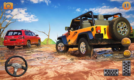 Spin Tires Offroad Truck Driving: Tow Truck Games 1.3 Mod screenshots 2