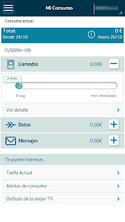 Mi Movistar screenshot 02