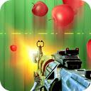 Gun Shoot the Apple