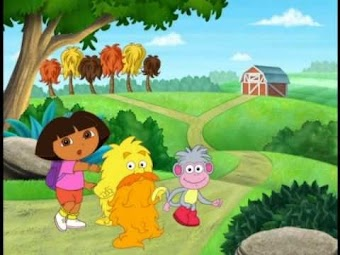 Dora's Hair-Raising Adventure