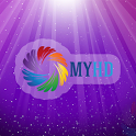 MYHD IPTV icon