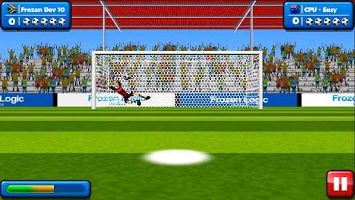Soccer Penalty Kicks 1.5.2 screenshots 2