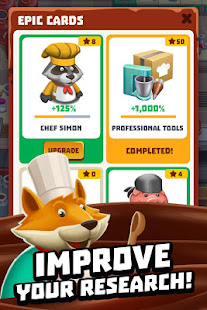 Idle Cooking Tycoon – Tap Chef 4