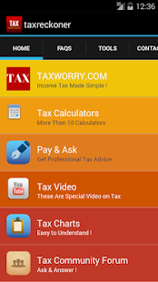 Income Tax Ready Reckoner- screenshot thumbnail