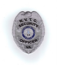 Photo: Northern Virginia Training Center, Badge, Officer