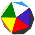 Polyhedra Live Wallpaper icon