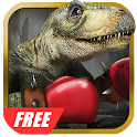 Dinosaurs Free Fighting Games icon
