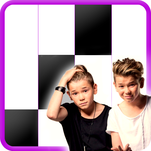 Marcus & Martinus Piano Tiles