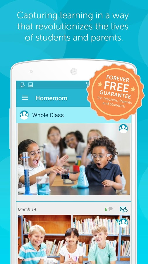 FreshGrade for Teachers- screenshot